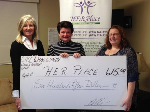 HER Place Donation