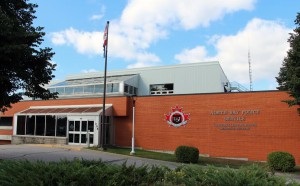 North Bay police building