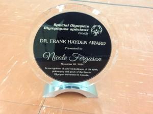 ferguson award