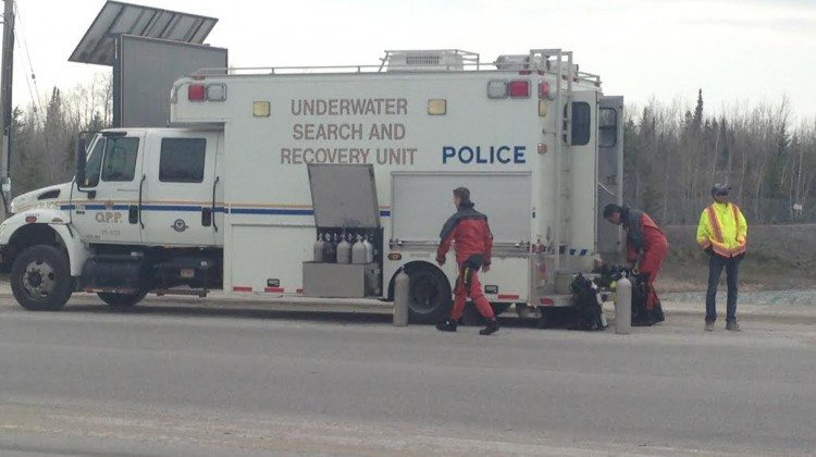 OPP Underwater Search and Rescue