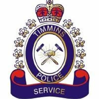 Timmins police logo