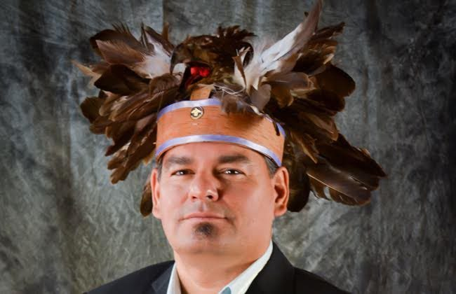 Photo: Ontario Regional Chief Isadore Day. Supplied.