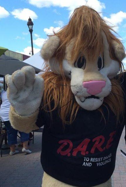 Daren The Dare Lion Birthday Party My Timmins Now