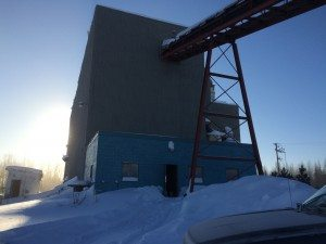 Photo: The plant in Matheson. Supplied by Paul Ferguson.