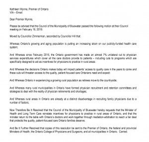 Photo: The full motion from Bluewater looking for support