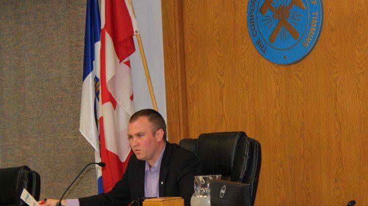 Photo: Mayor Steve Black. Supplied by Taylor Ablett.