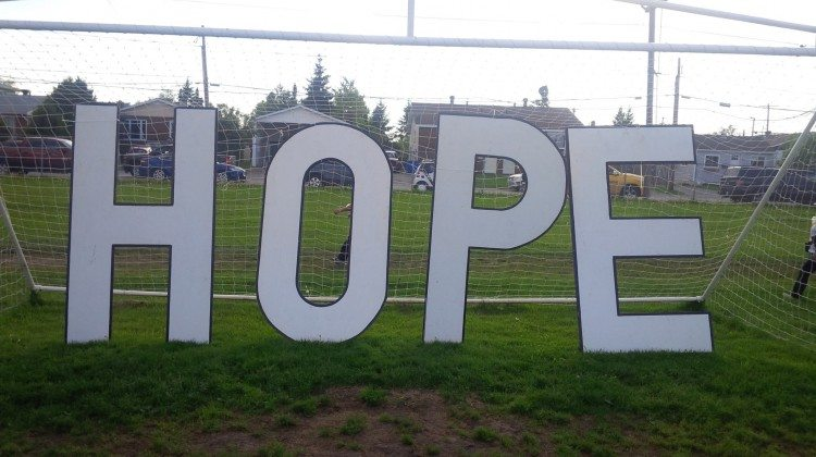 Photo: A previous Relay for Life event in Timmins. Supplied by Shane Button.