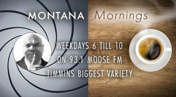 Pete Montana Mornings