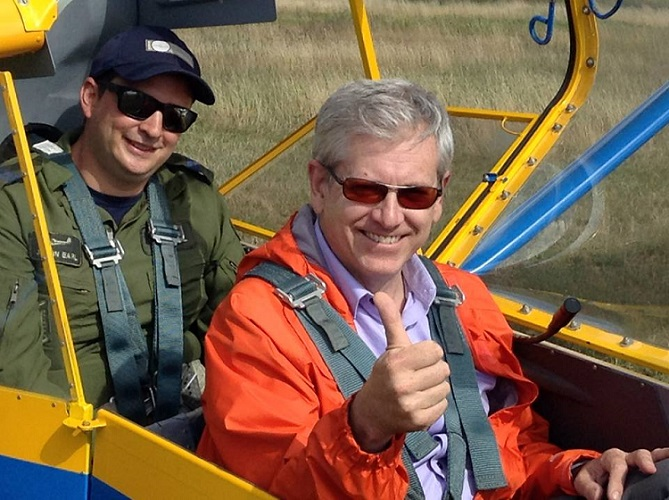 Angus demanding answers about glider program - My Timmins Now